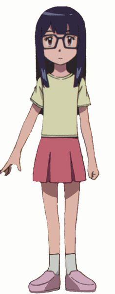 Meiko Mochizuki Digimon Adventure Tri childhood
