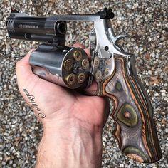S&W .460 V Magnum Revolver