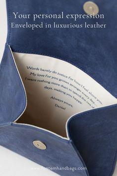 388983a97888  designerbags  clutch  purse  monogram Unique Valentines gift idea Third  year leather anniversary