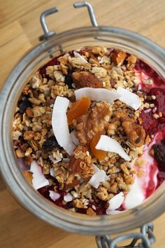 Smoothie Bowl, Cereal, Oatmeal, Yummy Food, Breakfast, Healthy, Sweet, Bowls, The Oatmeal