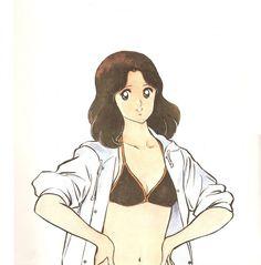 Mitsuru Adachi, Miyuki (Series), Miyuki Wakamatsu