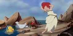 Ariel's Fun-loving Spirit Disney Princess BFF Wish List