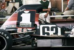 Danny Ongais 1975