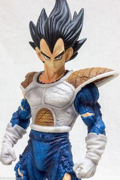 Dragon Ball Z Kai Vegeta DX Figure Wild Style Banpresto JAPAN ANIME MANGA