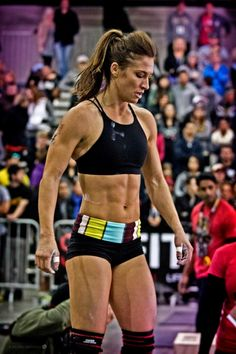 Why WOULDN'T you want to look like this #crossfit