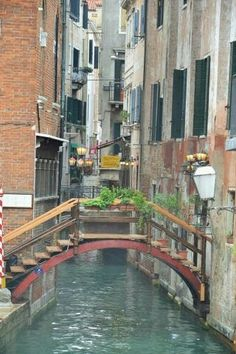 A different Venice...