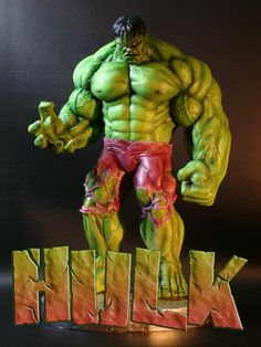 Do want! #HULK sculpture