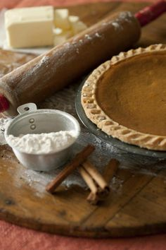 Good-old pumpkin pie recipe sweetened with molasses. It lends a rich, old-fashioned flavor to this fall dessert favorite.