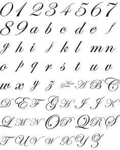 monograms   Monogram Font Embroidery Machine Design Details