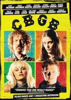 Enter to win a 'CBGB' DVD and autographed poster from the Chico Movie Examiner