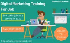 The scope of digital marketing is increasing by leaps and bounds. New enterprises are focusing more on digital marketing to boost up their productivity.