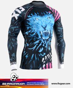 3033dad3677 FIXGEAR CFL-H3 Compression Base Layer Shirt. SafekeePIN · Men s Workout  Clothing ...