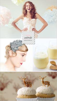 Love the cupcake idea from http://www.weddingchicks.com/wedding-chicks/sweet-treats/76283/holidayideas/