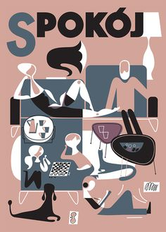 Love Posters, Art Deco Posters, Poster Prints, Ipad Art, Hippie Art, Art Deco Period, Retro Design, Graphic Design, Dream Decor