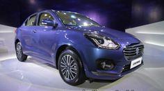 Suzuki vừa trình làng mẫu xe Sedan Suzuki Swift 2017 tại Ấn Độ