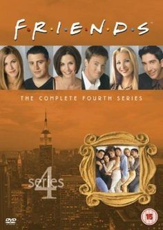 FRIENDS 4ª TEMPORADA por R$29,90