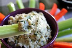 Bean Dip with Fresh Rosemary and Sage Ingredients for about 2 cups of ...