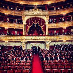 Большой театр / Bolshoi Theatre em Москва