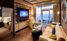 World's Best Cruise Cabins: Celebrity Cruises, Mega Ocean