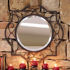 Southern Living At Home Mirror Found On Kimfyffe Willowhouse Com
