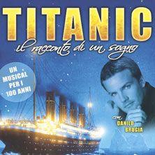 27 novembre - 9 dicembre 2012 - Teatro Nuovo: La leggenda del Titanic in un musical fra mistero, avventura ed effetti speciali.