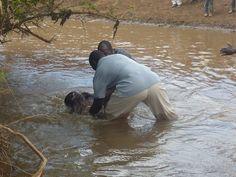 MM in N. Kenya, Baptism