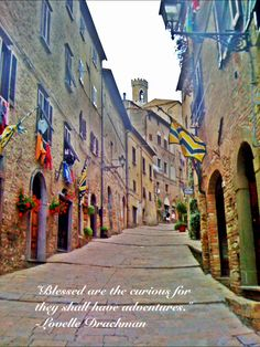 #Tuscany #YogaRetreat an 8 Day Italian Adventure experiencing La Dolce Vita! Yoga led by Silvia Mordini: Writer, Happiness Coach, Retreat Leader, Travel Addict  Details alchemytours.com Transformational #Italy #Travel specialists combining culture, art, yoga, wellness coaching & more!