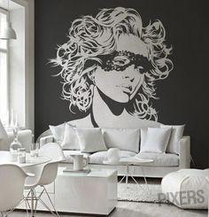 Thoughtfulness - inspiration wallmurals, interiors gallery• PIXERSIZE.com