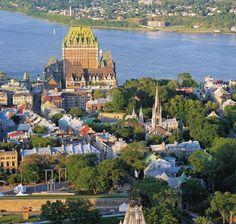 Québec City  | Credit:  Jean-François Bergeron
