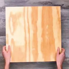 DIY-DECORATION - DIY ideas, tips and tricks. 😉 cllick to watch and injoye more DIY videos - Diy Room Decor Videos, Diy Crafts For Home Decor, Diy Crafts Hacks, Creative Crafts, Diy Projects, Wall Decor Crafts, Fun Crafts, Diy Tumblr, Diy Wall