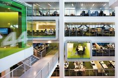 Interior Design's Best in 10 Projects and Products Winners | Category: Office…