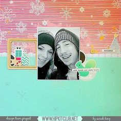 Hello  Are you ready to see some amazing creations with our #november2015 kits??? So here we go with this beautiful LO by designer @mother0froyalty  Our #november2015 are full of gorgeous papers and embellishments designed by @kjstarre  @pinkfreshstudio #hipkitclub #hipkits #scrapbook #scrapbooklayout