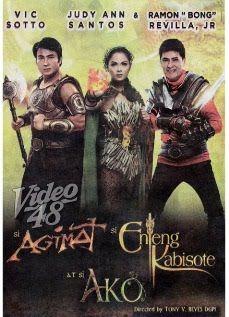 Watch Si Agimat, si Enteng Kabisote at si Ako Online | Pinoy Movie2k