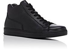 Prada Mid-Top Sneakers - Sneakers - Barneys.com