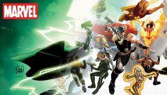 Rezension: Avengers #12   Infinity #3