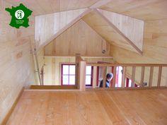 Tiny House, Loft, Concept, Bed, Furniture, Home Decor, Decoration Home, Stream Bed, Room Decor