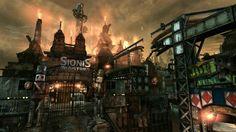 Gotham sionis industries