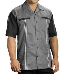 1950's Style Mens Shirts- Bowling, Western, Dress Shirts