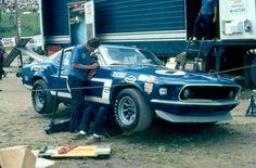 1969 Shelby TransAm Mustang