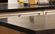 Quartz Countertops | Caesarstone Quartz Countertops At Dessco · Quartz Kitchen  CountertopsCountertop OptionsBlack ...