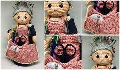 Crafter Granny [Free Crochet Pattern] | Your Crochet