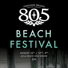 Chop Top Bottle Co will be vending at the 805 Beach Fest once again. Hope to see you there! #choptopbottleco #805 #805beer