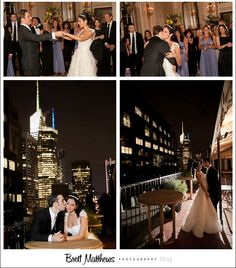 A Yale Club Wedding - Kimberly & Joshua