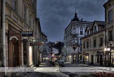 Cieszyn, Southern Poland