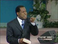 Declaring Rhema Pastor Chris Oyakhilome