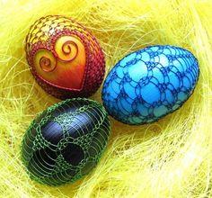drátovaná vajíčka 1.jpg :: Verka