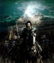 """""""A day may come when the courage of men fails… but it is NOT THIS DAY!"""""""