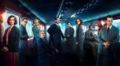 Assassinio sull'Orient Express è la trasposizione cinematografica dell'omonimo giallo di Agatha Christie sulle avventure dell'investigarore Hercole Poirot.