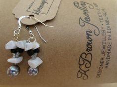 Check out this item in my Etsy shop https://www.etsy.com/uk/listing/130580663/gemstone-howlite-earrings-howlite