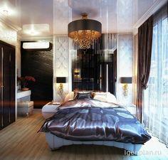 http://igenplan.ru/interior/spalni/spalnya3363/ Интерьер спальни. Студия дизайна: Артикул. #дизайнинтерьера #igenplan #дизайнспальни  #спальня